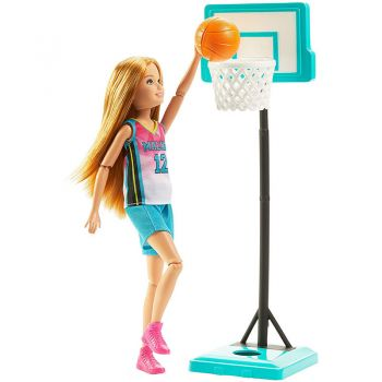Barbie Sisters Stacie Sports Doll