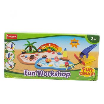 Funskool Fundough Fun Work Shop