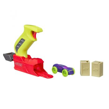 Nerf Nitro Throttle Shot Blitz, Green