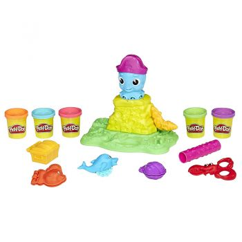 Play-Doh Cranky The Octopus Arts and Crafts