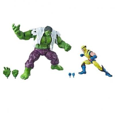 Hulk and Wolverine - The Two Marvel-lous Legends