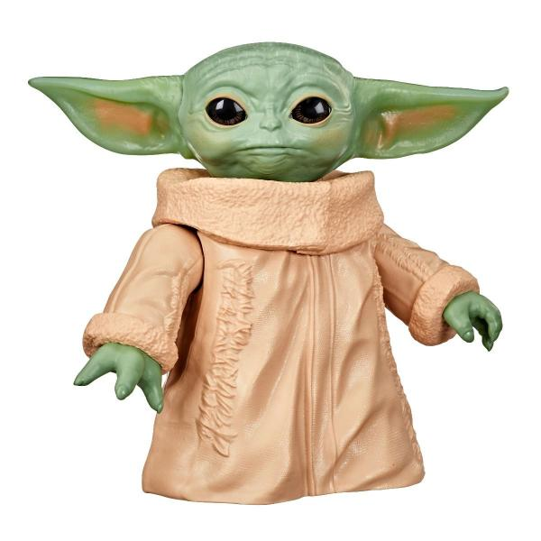 Baby Yoda - The Legendary Child Action Figure from Star Wars